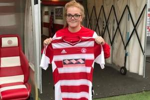 fernhill sisters to be opponents after signing for rangers and hamilton accies