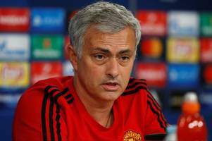 Manchester United boss Jose Mourinho admits he has no plans to sign a contract extension at Old Trafford
