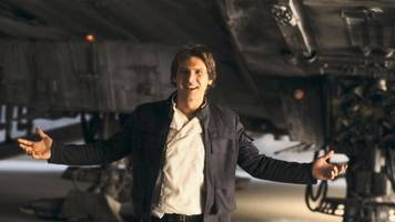 Star Wars Han Solo movie has a name: Solo