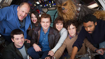 Solo: A Star Wars Story revealed as Han Solo movie title