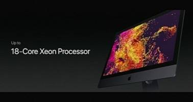 Apple iMac Pro with Custom Xeon Chip Benchmarks Reveal Insane Performance