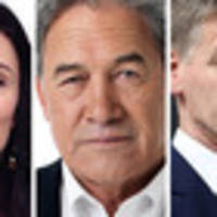 Winston Peters in secret one-on-one meetings with National leader Bill English and Labour leader Jacinda Ardern tonight