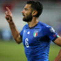 football: italy to face sweden in world cup playoffs