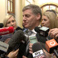 Police release Bill English audio tape as Winston Peters weighs his options