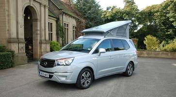 put to the test: ssangyong's turismo tourist