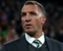 celtic not on bayern's level, says rodgers following 3-0 champions league defeat