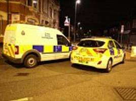 boy, 13, arrested after 15-year-old stabbed in manchester