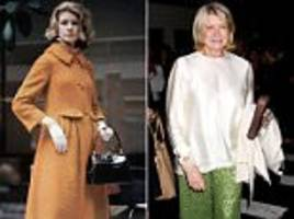 Martha Stewart claims she was harassed as a teen model