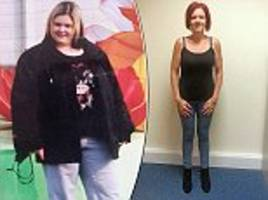 woman forks out £30,000 on private weight loss surgery