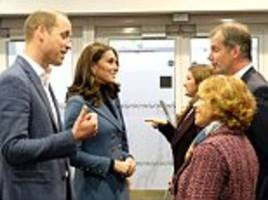 duchess of cambridge joins william and harry