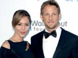jenson button says richard branson touched his girlfriend