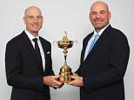 furyk says us should play with a 'chip on our shoulder'
