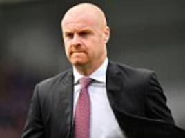 leicester manager's job interests sean dyche