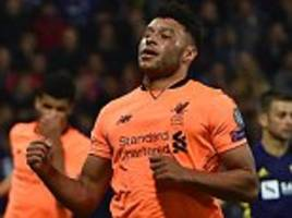 oxlade-chamberlain needs to keep learning at liverpool