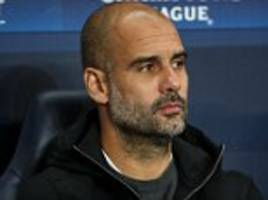 Pep Guardiola demands Man City players speak in English