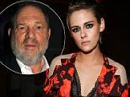 kristen stewart says she's saved women from being harassed