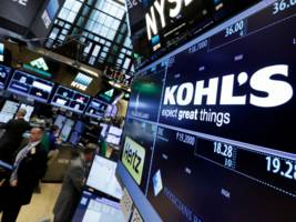 kohl's says it's not trying to get acquired by amazon — but traders are preparing just in case