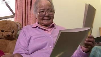 Meet Grandma - the 110-year-old with an infectious laugh