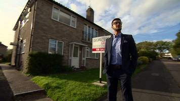 the 19-year-old millionaire estate agent