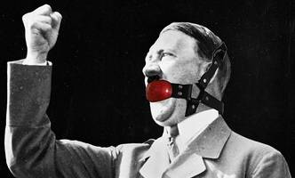 bring out the gimp: everybody loves hitler