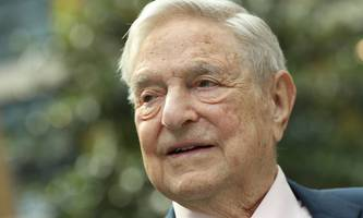 george soros donates $18 billion to his 'open society' foundation