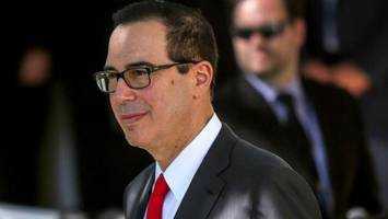 Mnuchin: Extraordinary If Tax Reform Gets Done This Year; No Question Market Drops If Bill Fails