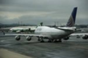 Man Sues United Airlines After Passenger Allegedly Pees On Him