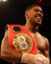 anthony joshua 'confirms' tyson fury fight after former heavyweight announces return