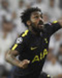 Danny Rose thanks Tottenham fans for not booing him against Real Madrid