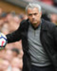 Jose Mourinho speaks to Manchester United officials privately about Ed Woodward
