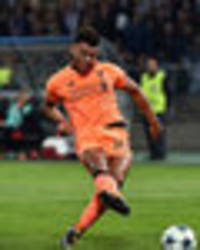 liverpool's alex oxlade-chamberlain scores first goal for reds – but still gets rinsed