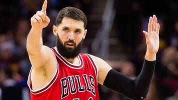 bulls' mirotic sidelined 'indefinitely' after 'altercation' with team-mate
