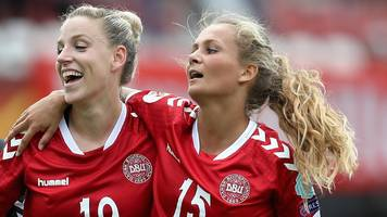 danish women to miss world cup qualifier as dispute rumbles on