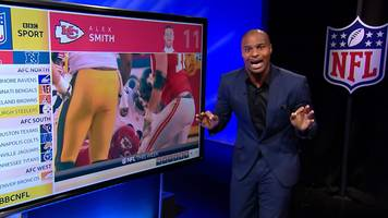 nfl: pittsburgh win over kansas city reminds osi of 'little knockout'