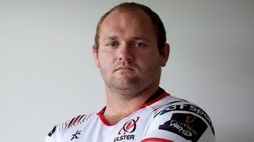 Schalk Van der Merwe: South African set to make Ulster debut but Payne remains out