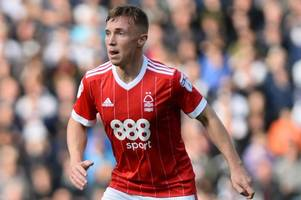 'we made it too easy for them to score' says derby-born nottingham forest midfielder