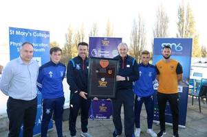 tigers trust launches full-time hub to boost sport at st mary's college