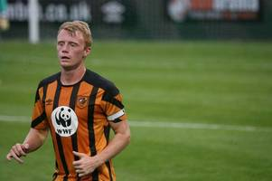 hull city youngster josh clackstone eager to impress as he hunts for more first-team football
