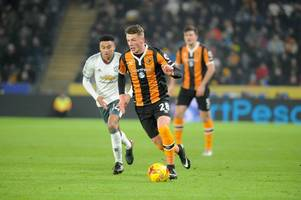 josh tymon made a mistake in joining stoke city, says hull city chief