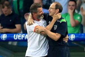 nottingham forest legend martin o'neill relishing world cup play-off against denmark