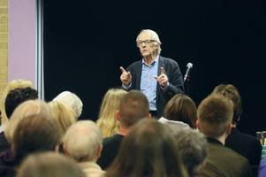 award-winning director ken loach talks about his hope for the future and being friends with tories