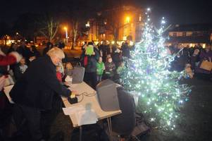 Angel launches campaign to raise money for Weybridge Christmas lights switch-on