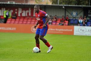 former qpr, afc wimbledon and crawley town defender a doubt for aldershot town's game against tranmere rovers