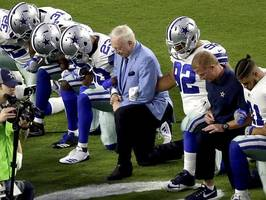 Donald Trump accuses NFL of 'total disrespect' over anthem decision