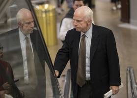 mccain comes out to support budget that advances tax reform attempt