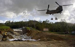 Puerto Rico Still Struggling To Restore Clean Drinking Water, Hospitals, Electricity