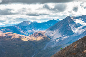 follow these freeride legends on an adventure through canada's northern wilderness