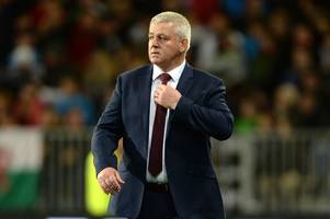 Warren Gatland reveals the press story that left him 'disgusted and gutted'