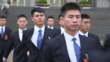 what does china's congress think of kim jong-un?