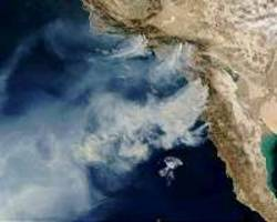 Study casts doubt on warming implications of brown carbon aerosol from wildfires